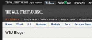 Wall Street Journa;