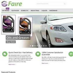 Faire Bus Magento Project