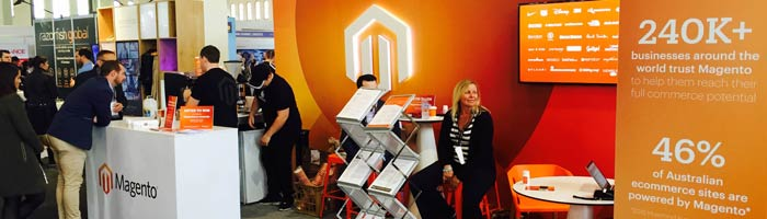 Magento at Online Retailer 2015