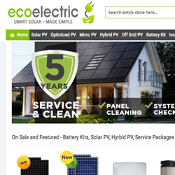 Ecoelectric - Magento 2 Project
